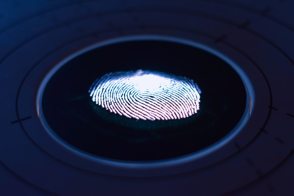 Fingerprint entry has simplified access for users but also opens risk of hackers.